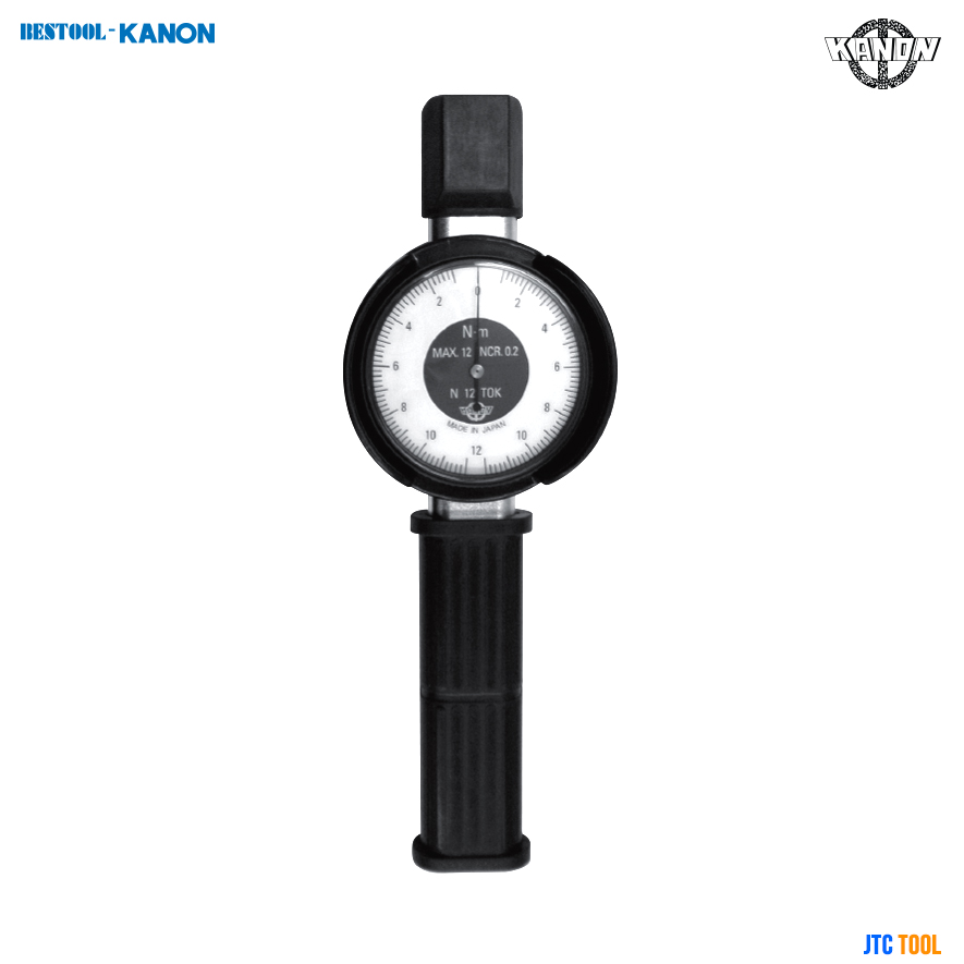ประแจปอนด์แบบหน้าปัดเข็ม - Dial Indicator Torque Wrenches [TOK-G] KANON