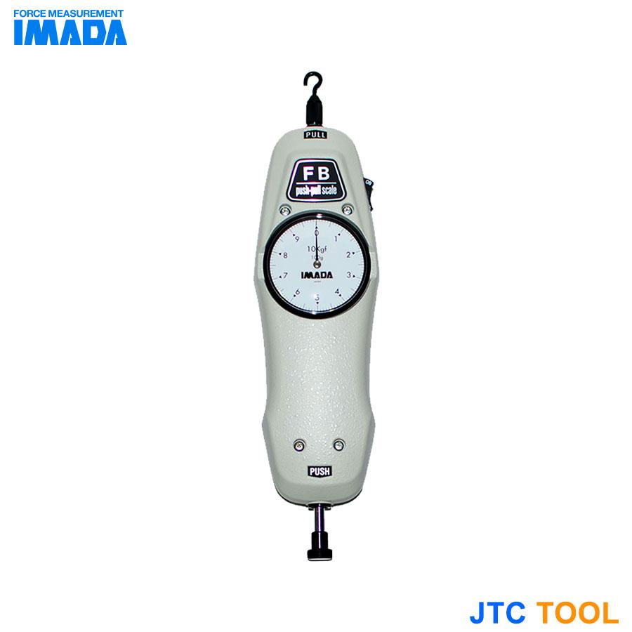 เกจวัดแรงดึง-แรงดันแบบเข็ม/Mechanical Force Gauges (FB/FS Series) IMADA