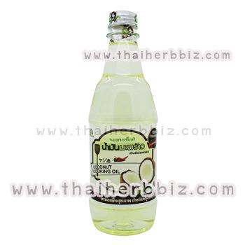 น้ำมันมะพร้าวปรุงอาหาร เนเจอร์ไลฟ์ GM (500 มล.)