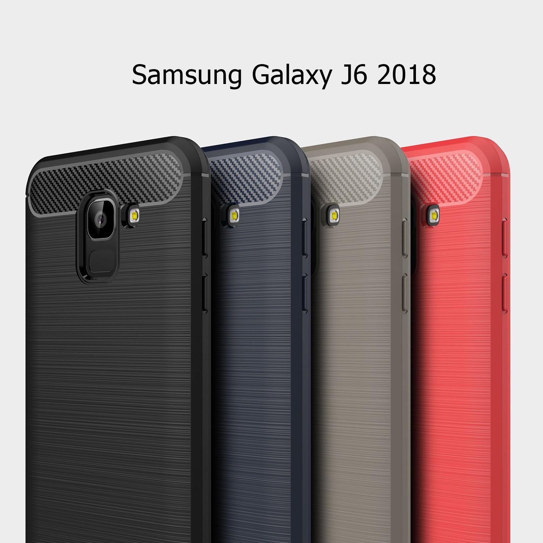 เคส Samsung Galaxy J6 2018 แบบ TPU กันกระแทก