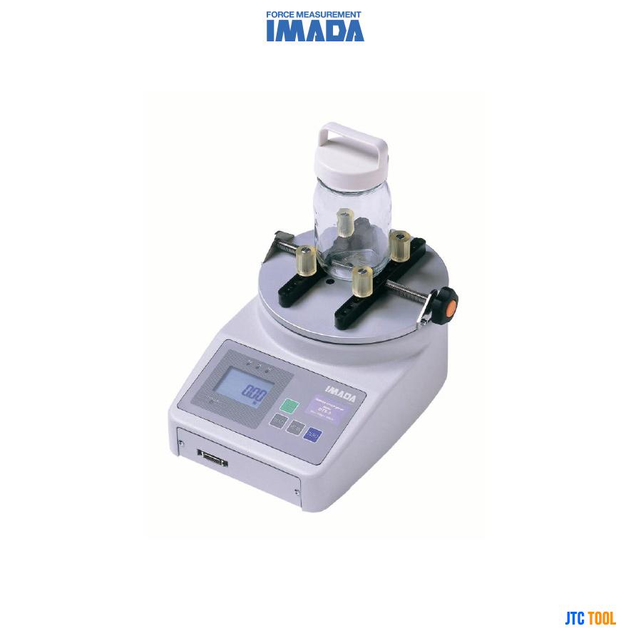 เครื่องวัดแรงบิด - Screw cap Tester (DTX2-2NB) IMADA