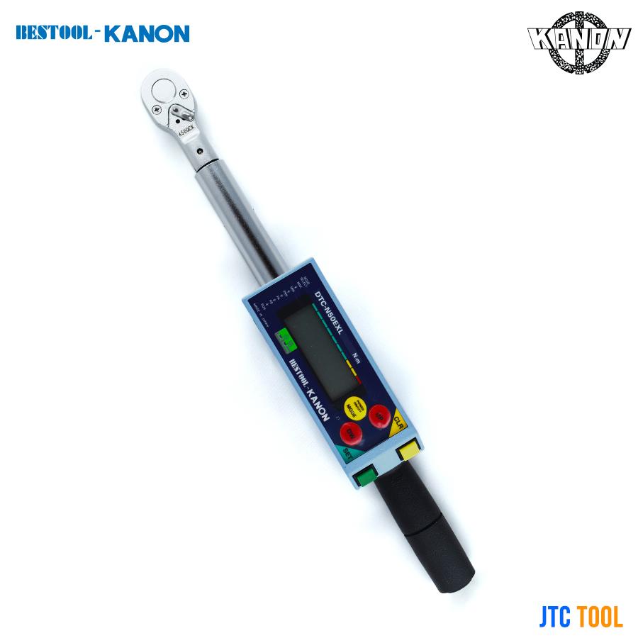 ประแจปอนด์แบบดิจิตอล - Digital torque Wrenches [KANON]