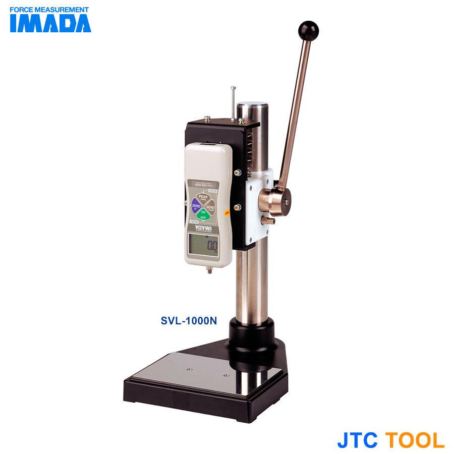 ขาตั้งเกจวัดแรงดึง-แรงดัน - Manual Test Stands (SV Series) IMADA