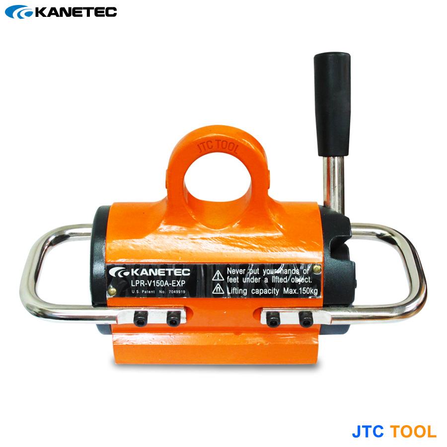 แม่เหล็กยกชิ้นงาน - LIFTING MAGNET Permanent Magnetic Lifma (LPR-V1200A) Kanetec