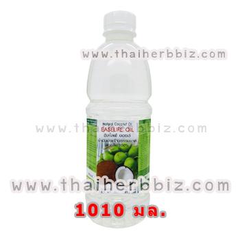 น้ำมันมะพร้าวสกัดเย็น 100% อีสไลฟ์ออยล์ (1010 มล.)
