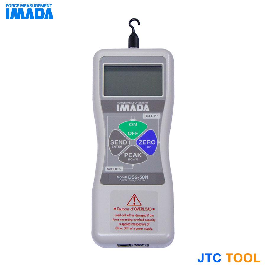 เกจวัดแรงดึง-ดัน ดิจิตอล - DIGITAL FORCE GAUGE (DS2 Series) IMADA