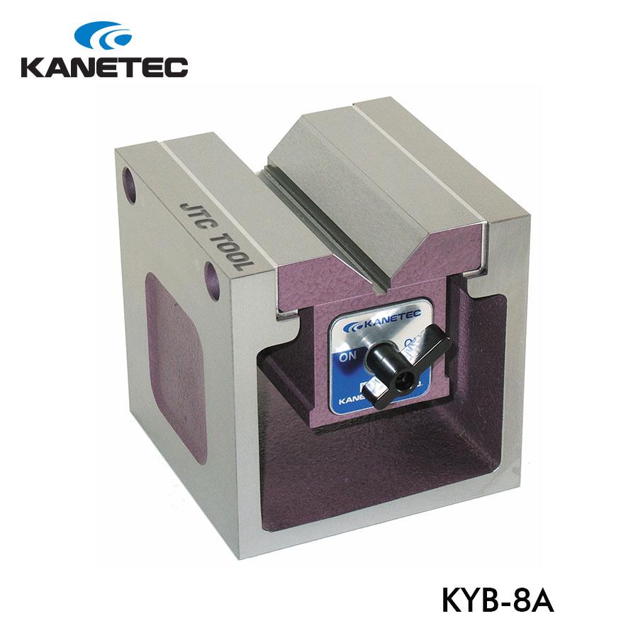 แม่เหล็กสี่เหลี่ยม - Square Type Block (KYB-8A) Kanetec