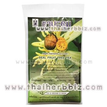 ชามะตูม ปฐมอโศก Beal Fruit Tree Tea