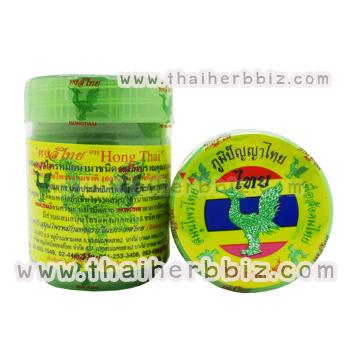 ยาดมสมุนไพรหงส์ไทย Hong Thai