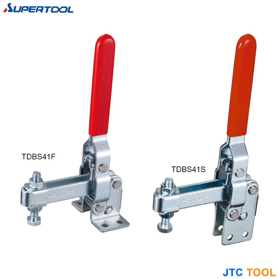 TOGGLE CLAMP 110° (Vertical Handle Type) / แคล้มนก (แนวตั้ง)