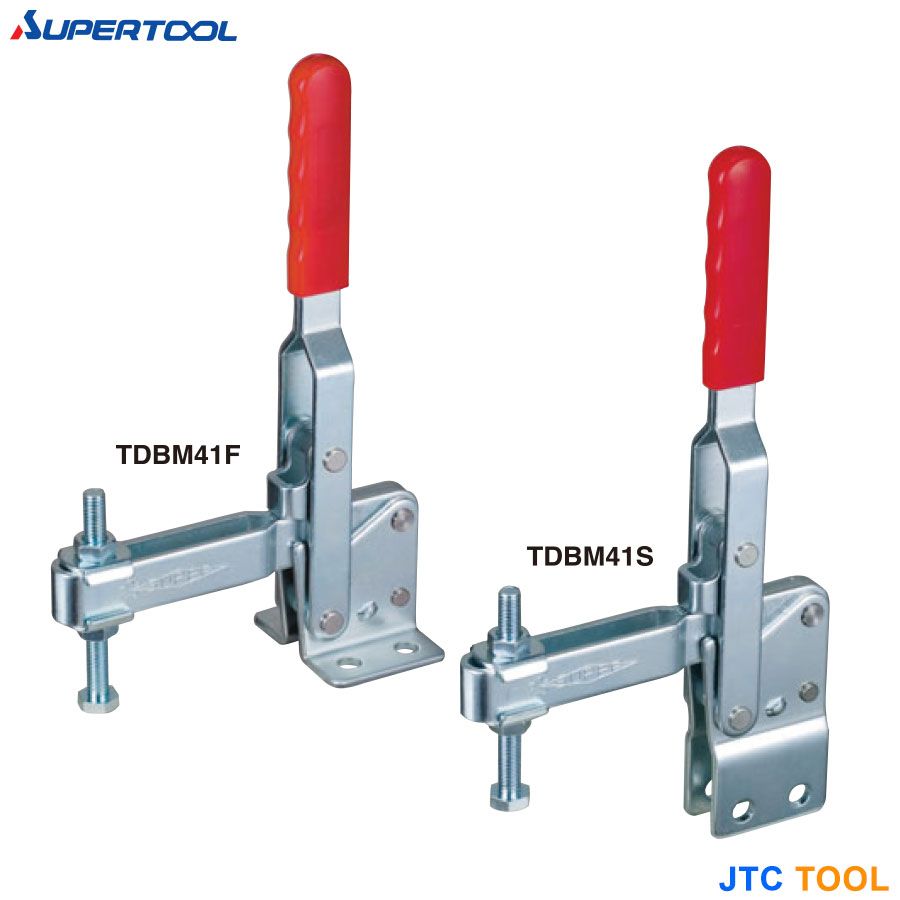 TOGGLE CLAMP 115° (Vertical Handle Type) / แคล้มนก (แนวตั้ง)