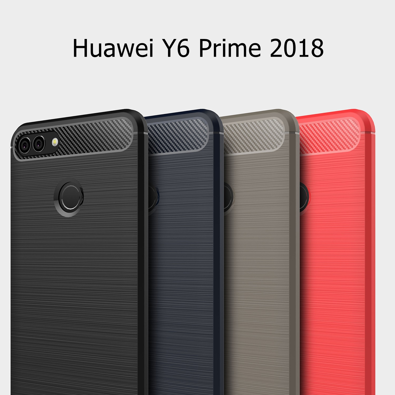 เคส Huawei Y6 Prime 2018 แบบ TPU กันกระแทก
