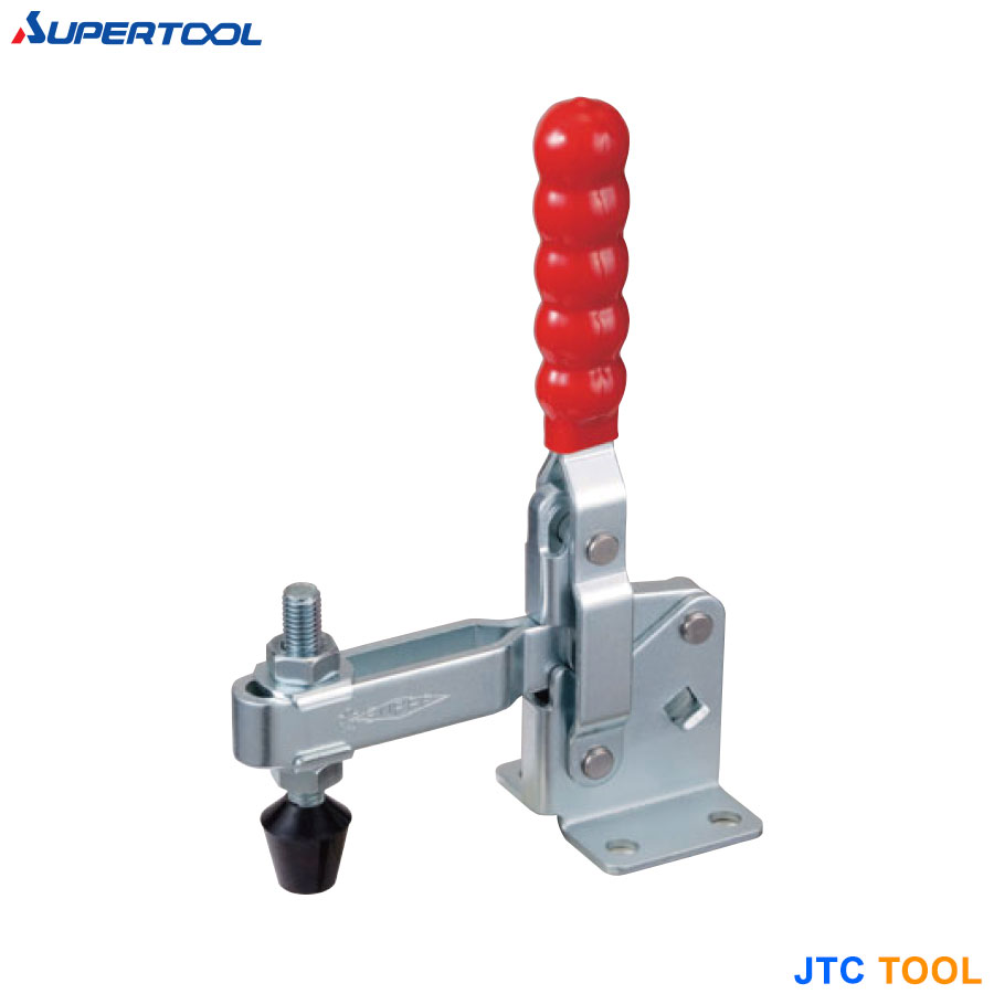 TOGGLE CLAMP 105° (Vertical Handle Type) / แคล้มนก (แนวตั้ง)