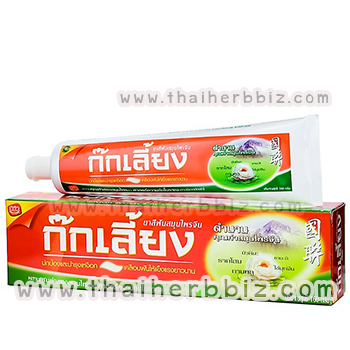 ยาสีฟันก๊กเลี้ยง 40 กรัม