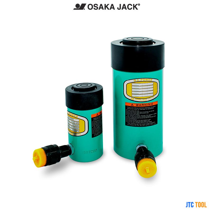 แม่แรงไฮดรอลิก - Hydraulic Jacks (100kN)