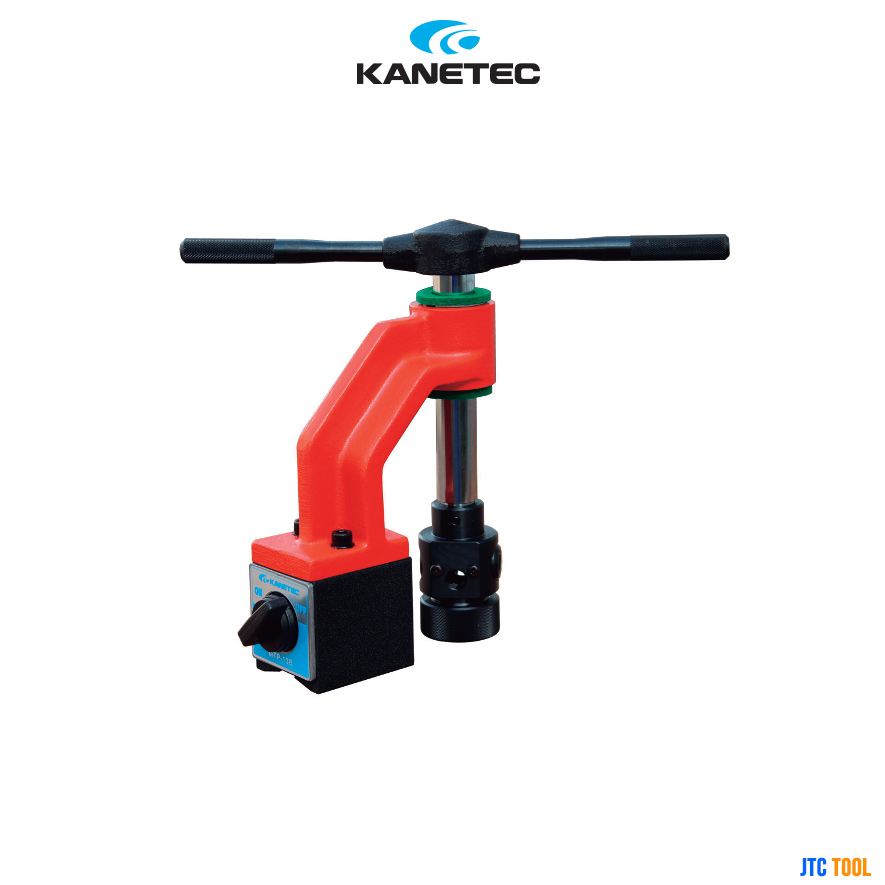 แท่นต๊าปแม่เหล็กมือหมุน - Lifting Magnet Magtap (MTP-13A) Kanetec