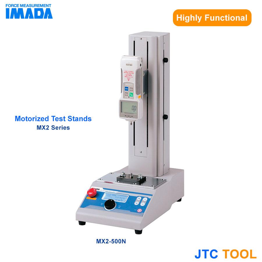 ขาตั้งเกจวัดแรงดึง-แรงดัน - Motorized Test Stand (MX2) IMADA