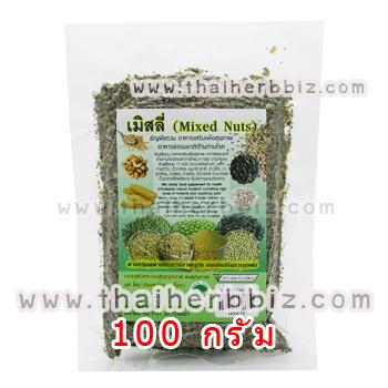 เมิสลี่ Mixed Nuts (80 กรัม)