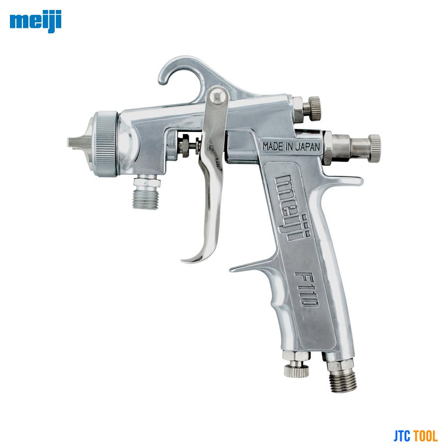 ปืนพ่นสี - HAND SPRAY GUNS (F110-S13T) Meiji
