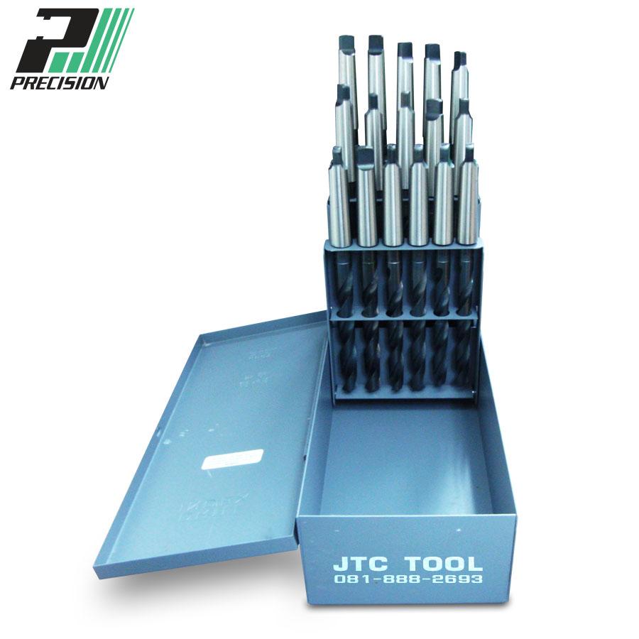 ชุดดอกสว่านแบบไฮสปีด / Drill set HSS (90131) Precision