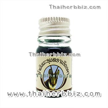 น้ำมันมะรุม ตราเลียงผา 5 ซีซี (ฉลากน้ำตาล)