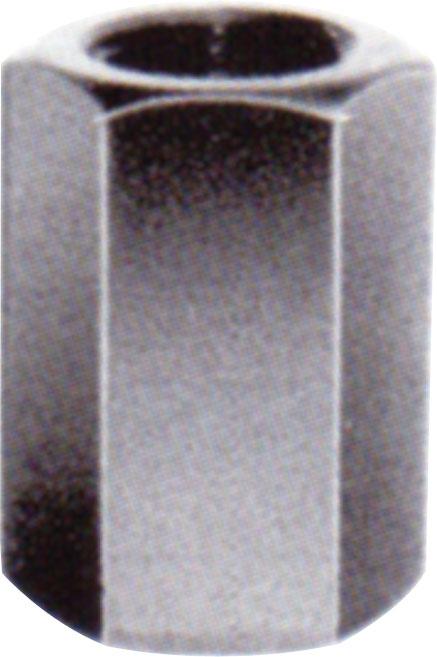 Supertool หัวน็อต6เหลี่ยม Coupling Nut 18MCN