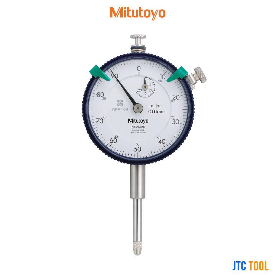 ไดอัลเกจวัดความเรียบพื้นผิว - Dial Indicators:Long Stroke Type (2050S) Mitutoyo