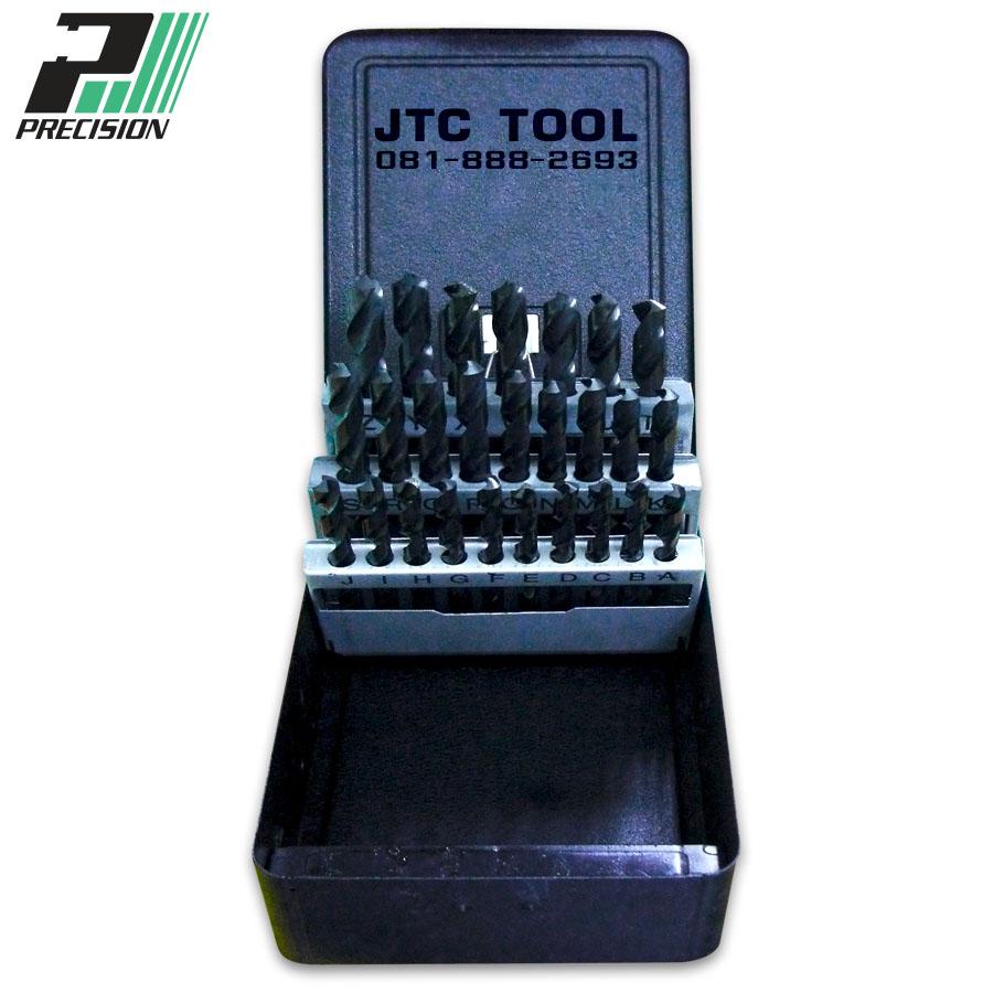 ชุดดอกสว่านแบบไฮสปีด / Drill set HSS (99983) Precision