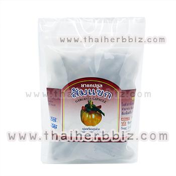 ยาแคปซูลส้มแขก สมุนไพรดวงพร (ถุง)