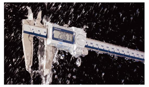 Vernier Digital (กันน้ำ/กันฝุ่น)