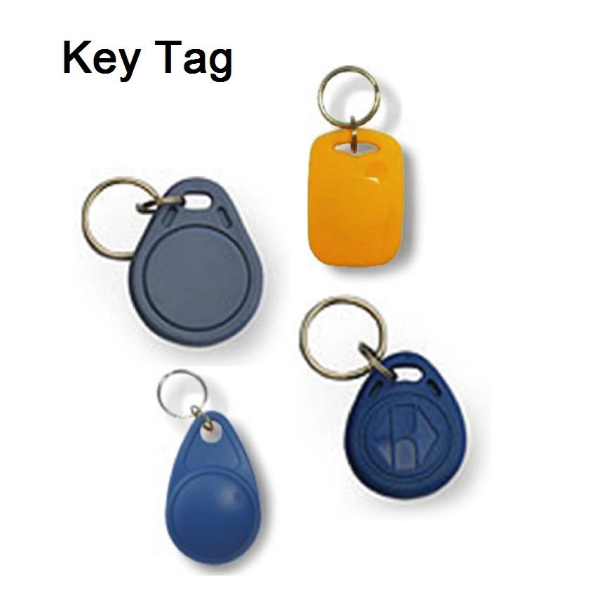 บัตรพวงกุญแจ Key Tag (ชิ้นล่ะ)