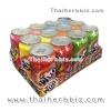 ฟันต้า เกล็ดน้ำตาลกลิ่นผลไม้ต่างๆ (สตรอเบอรี่, แอปเปิ้ล, สับปะรด, องุ่น, ส้ม) - กล่องละ 12 ชิ้น