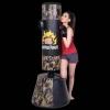 กระสอบทรายชกมวยตั้งพื้น Monster Punch ชกมวย ขนาดใหญ่ ลายพราง ราคาโปรโมชั่น