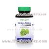 จิงโกะ ไบโลบา สารสกัดจากใบแปะก๊วย อ้วยอันโอสถ เฮอร์บัลวัน (100 แคปซูล แบบขวด) Herbal One