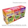 JINTIAO ลูกอมเกล็ดน้ำตาลรวมรส ขนมเป๊าะแป๊ะ แตกในปาก (กล่องละ 30 ซอง)