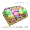 ลูกอมรสผลไม้รวมรส Baby Bottle Candy ขวดนม (กล่องละ 12 ขวด)