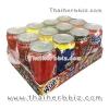 เกล็ดน้ำตาลกลิ่นโคล่า ตราแคน (กล่องละ 12 ชิ้น)