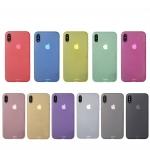 เคส iPhone X แบบบาง วัสดุ PP