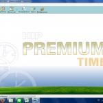 รีวิว การใช้งานโปรแกรมคำนวณเวลา Premium Time การตั้งค่า