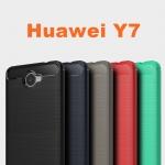 เคส Huawei Y7 แบบ TPU กันกระแทก