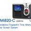 เครื่องสแกนลายนิ้วมือ HIP CMI820-c thumbnail 2
