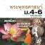 คู่มือเตรียมสอบสังคม พระพุทธศาสนา ม.4-6