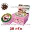 ราสยาน ยาสีฟันสมุนไพรสูตรกานพลู ISME Rasyan (ตลับ 25 กรัม) thumbnail 1