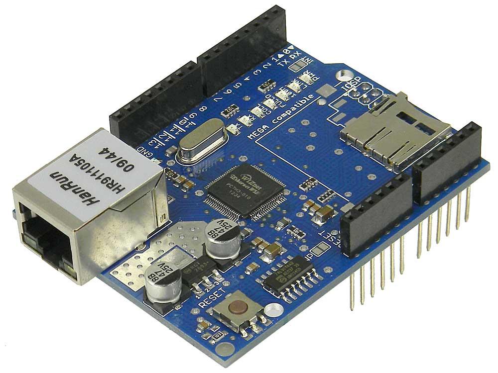 MicroSD Shield for Arduino New