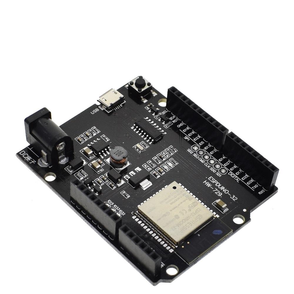 Wemos D1 ESP32 Wi-Fi Bluetooth Uno บอร์ด ESP-32 ESPDUNO-32 HW-729