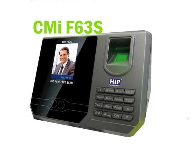 เครื่องสแกนใบหน้า HIP CMIF63s