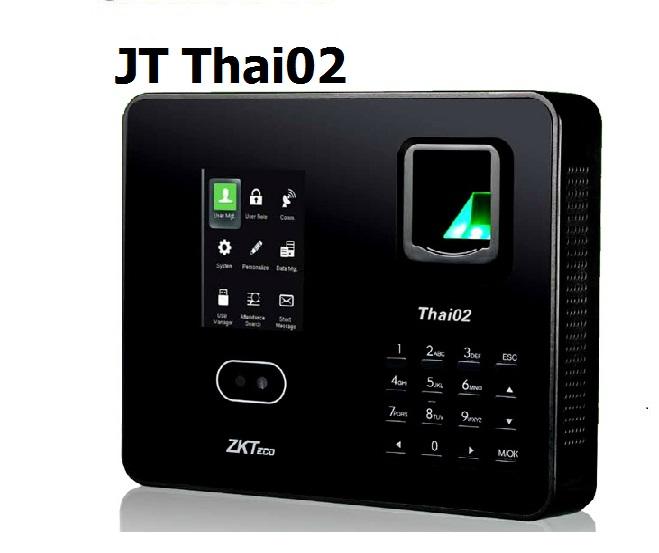 เครื่องสแกนใบหน้า JT Thai02