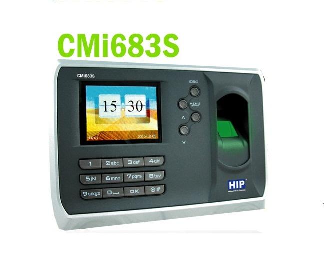 เครื่องสแกนลายนิ้วมือ HIP CMI683s